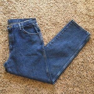 Men's Wrangler Regular Fit Jean size 38x32!